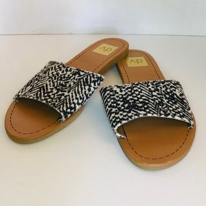 1c8f57e41e07 Dolce Vita Shoes - Dolce Vita Animal Print Slide Sandals NWOT